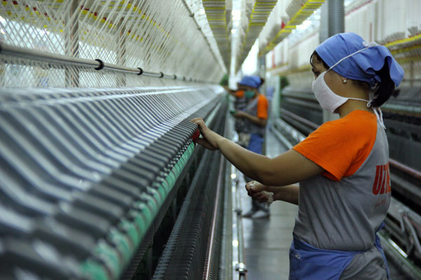 "The ""Uzbekyengilsanoat"" commitment, which declared to export 80 per cent of textile production, will be terminated from January 1, due to the decree of the President of Uzbekistan."